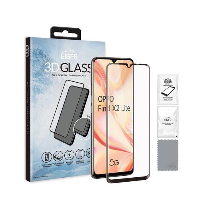 EIGER Vetro protettivo da schermo 3D Glass (Find X2 Lite)