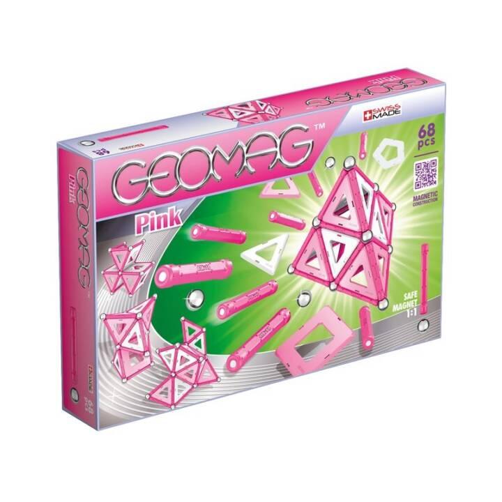 GEOMAG Pink (68 Stk)