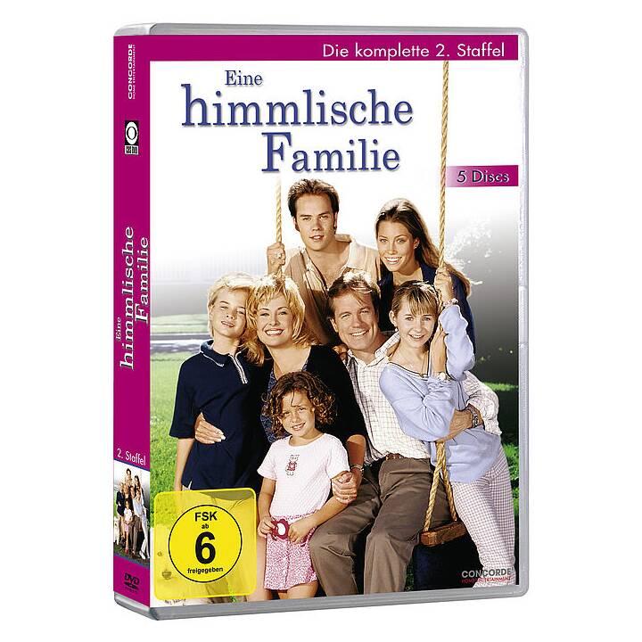 Eine himmlische Familie (EN, DE)