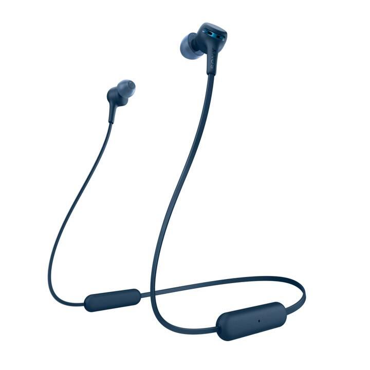 SONY WI-XB400 (In-Ear, Blu)