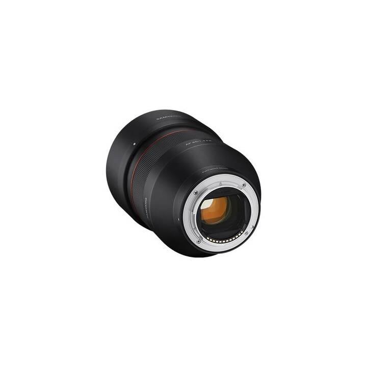 SamYang AF 85mm F1.4 Sony FE Autofokus