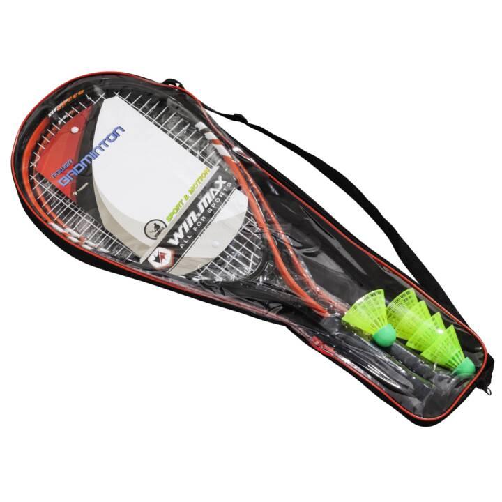 WIN.MAX Power Badminton (Set de badminton)