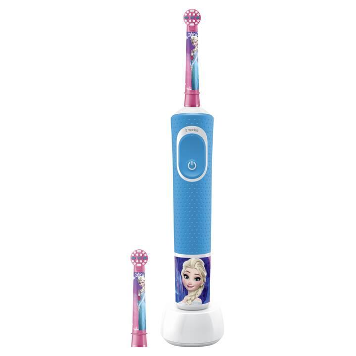 ORAL-B Vitality 100 Kids Plus Frozen Hangeble Box