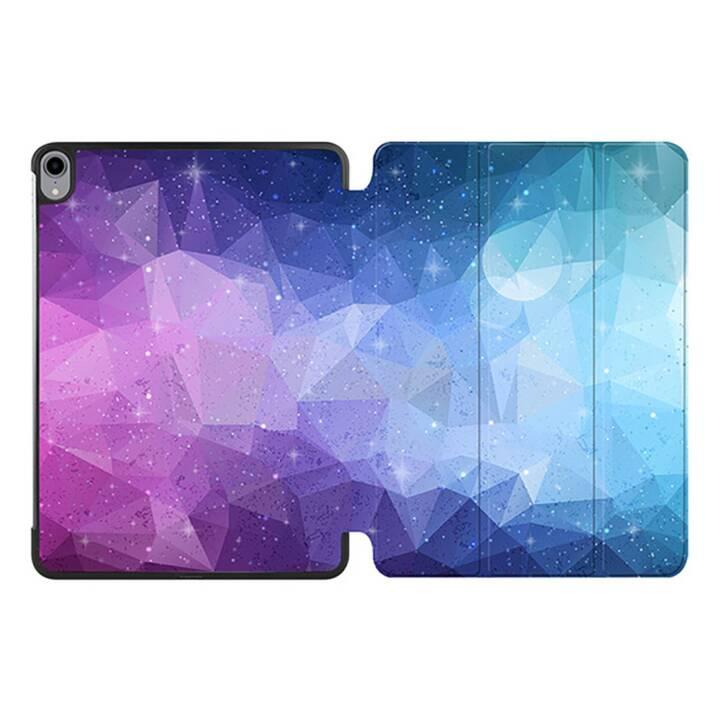 "EG MTT Coque iPad pour Apple iPad Pro 2018 11"" - Bleu"