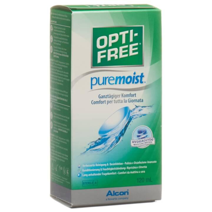 OPTI-FREE PureMoist Desinfektionsmittel (120 ml)