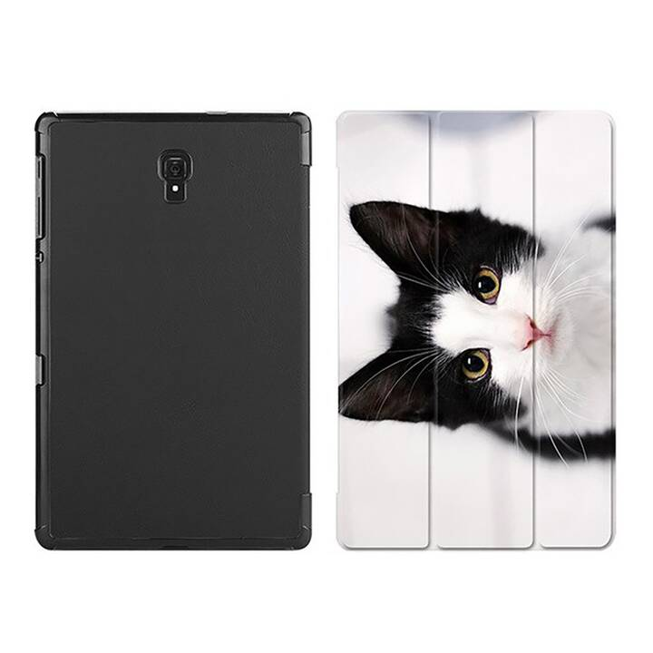 "EG MTT Custodia per Samsung Galaxy Tab A 8"" 2019 SM-P200/P205 - Gatto"