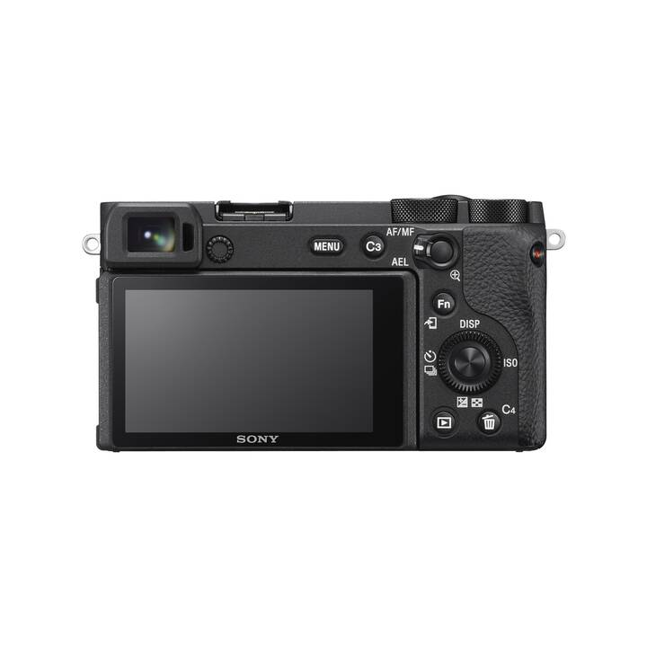 SONY Alpha 6600 Body (25 MP, WLAN)