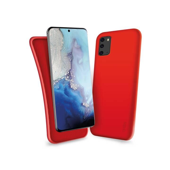 SBS Backcover Polo Case (Galaxy S20, Rosso)