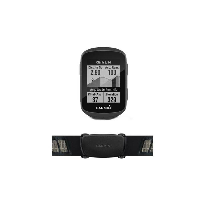 GARMIN Edge 130 Plus HR Bundle (Europa)