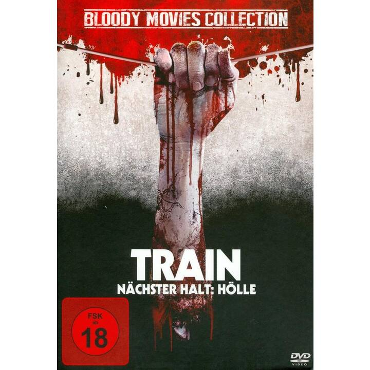 Train - Nächster Halt: Hölle (Bloody Movies Collection) (DE, EN)