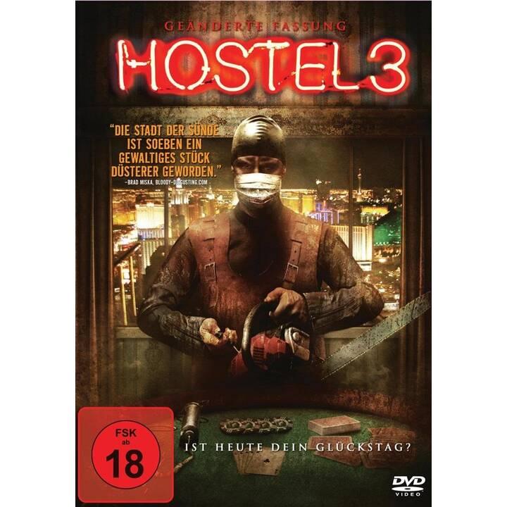 Hostel 3 (DE, EN)