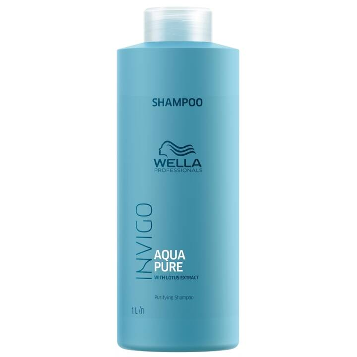 WELLA INVIGO Balance Aqua Pure Shampoo (1000 ml)