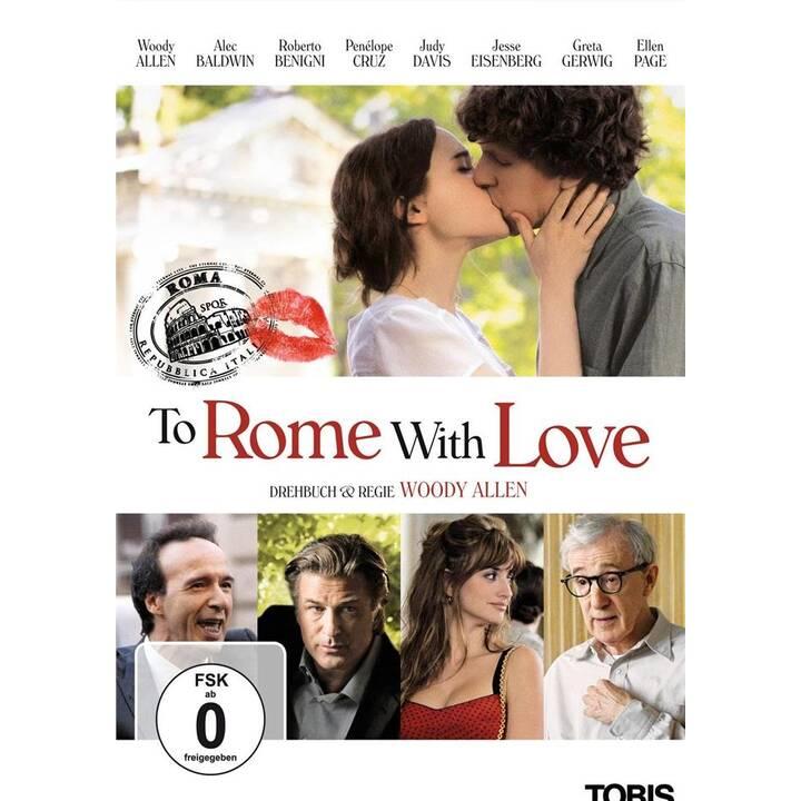To Rome with Love (DE, EN)