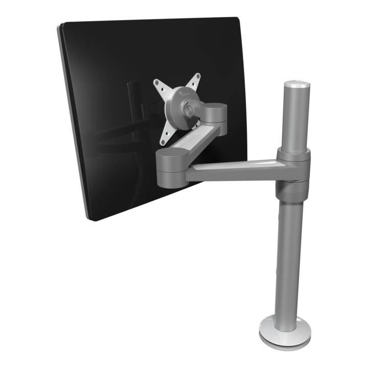 DATAFLEX Tischhalterung Viewlite (Weiss, Silber, 3.69 kg)