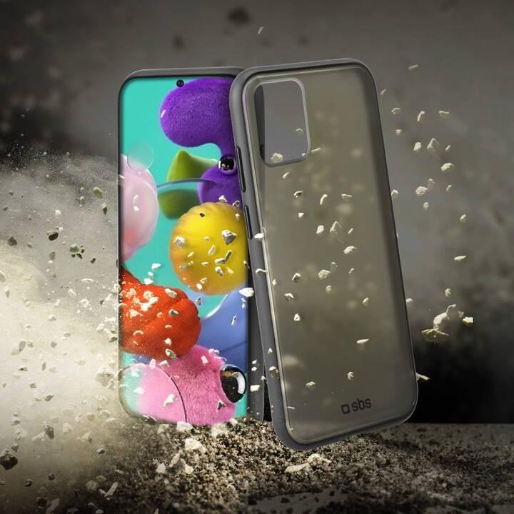 SBS Backcover Hardcover (Galaxy A51, Grigio)