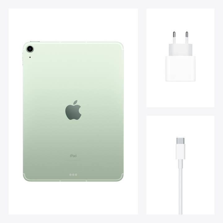 """APPLE iPad Air WiFi + Cellular 2020 (10.9"""", 64 GB, Grün)"""