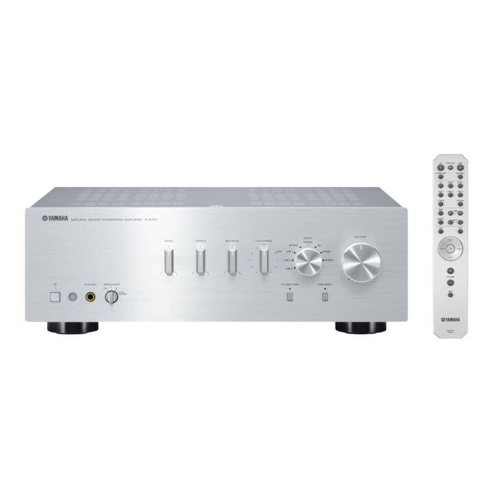 Amplificatore YAMAHA A-S701 argento