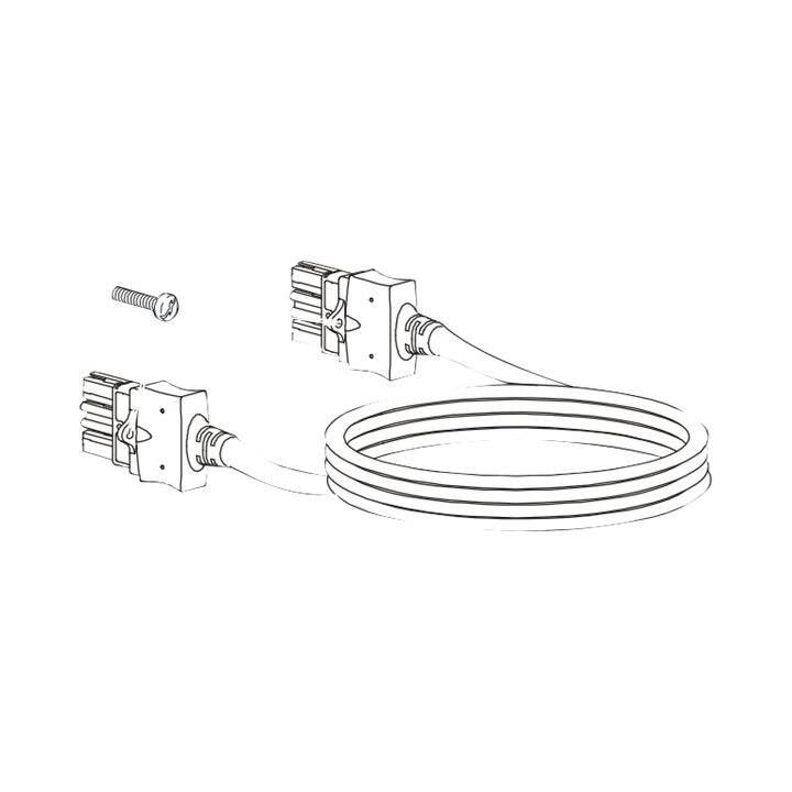 APC SRT009 4,6m Câble d'alimentation interne