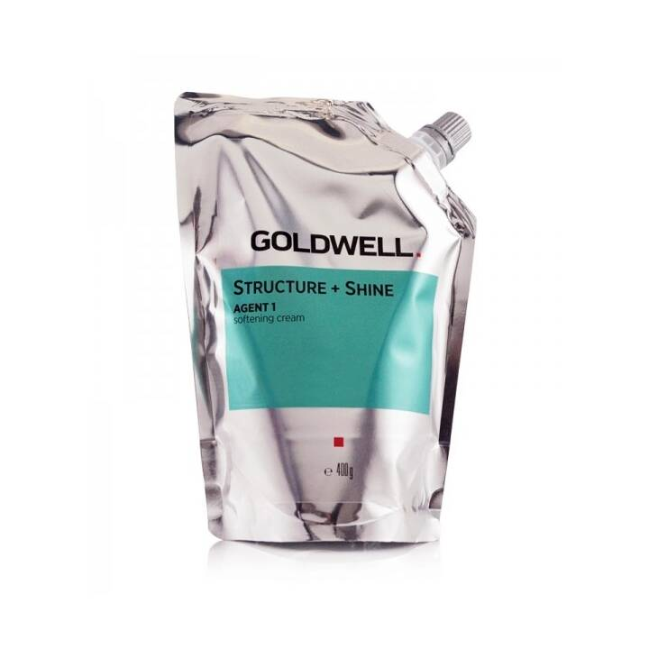 GOLDWELL Structure + Shine Agent 1 Après-shampooing (400 ml)
