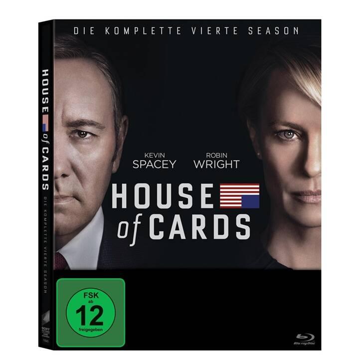 House of Cards - La quarta stagione completa