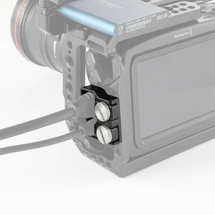 SMALLRIG Cable Clamp BMPCC 4K Staffa di montaggio