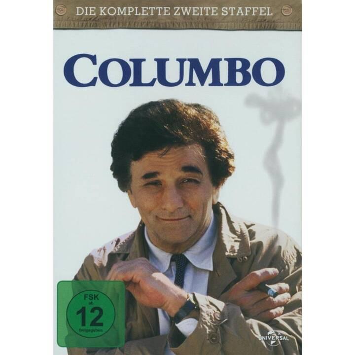 Columbo Stagione 2 (IT, ES, DE, EN, FR)