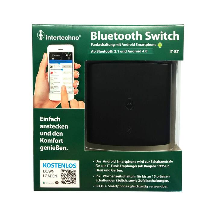 INTERTECHNO IT-BT Gateway (Bluetooth)