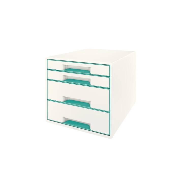 LEITZ WOW Cube 4 Turquoise
