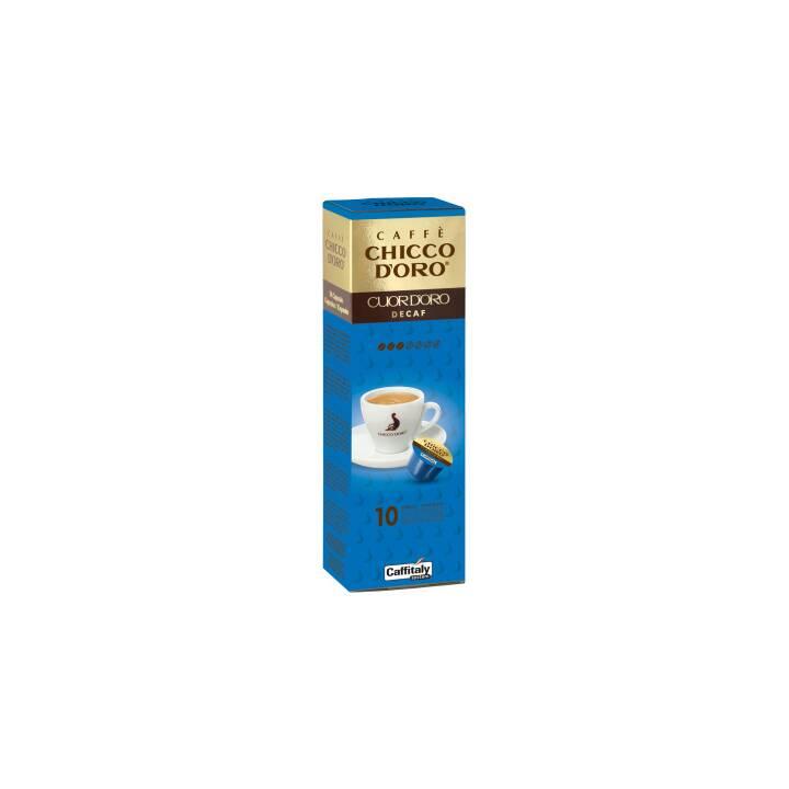 CHICCO D'ORO Capsule di caffè Cuor d'Oro Decaf (10 pezzo)