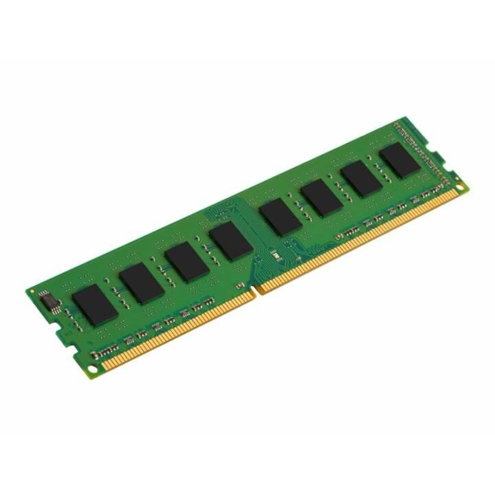 KINGSTON TECHNOLOGY KCP313NS8/4 (1 x 4 GB, DDR3-SDRAM, DIMM 240-Pin)