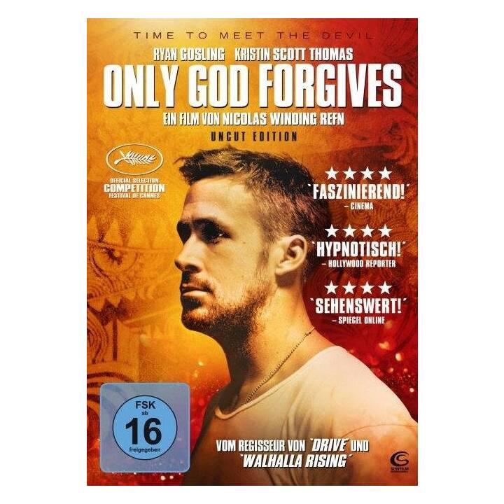 Only God Forgives (DE, EN)