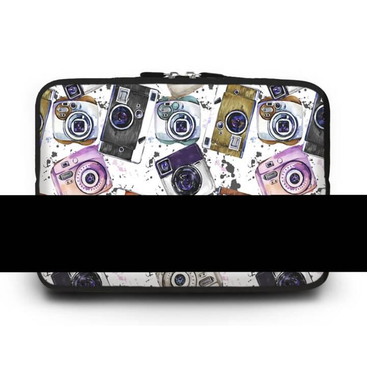 """EG HUADO Housse d'ordinateur portable pour 13"""" - Caméra"""