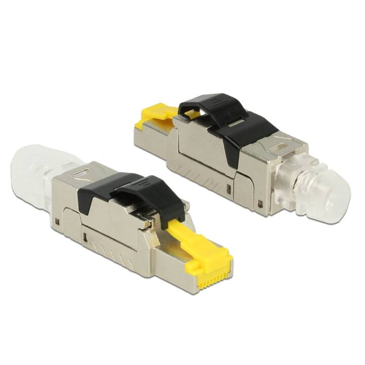 DELOCK Stecker RJ-45 Cat.6a