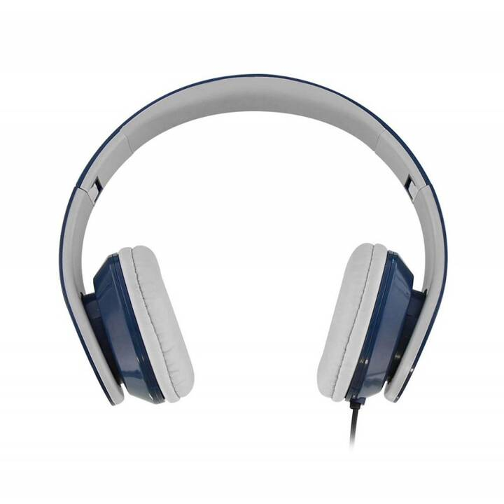 T'NB CSSTREAMBL  (On-Ear, Blu, Grigio)