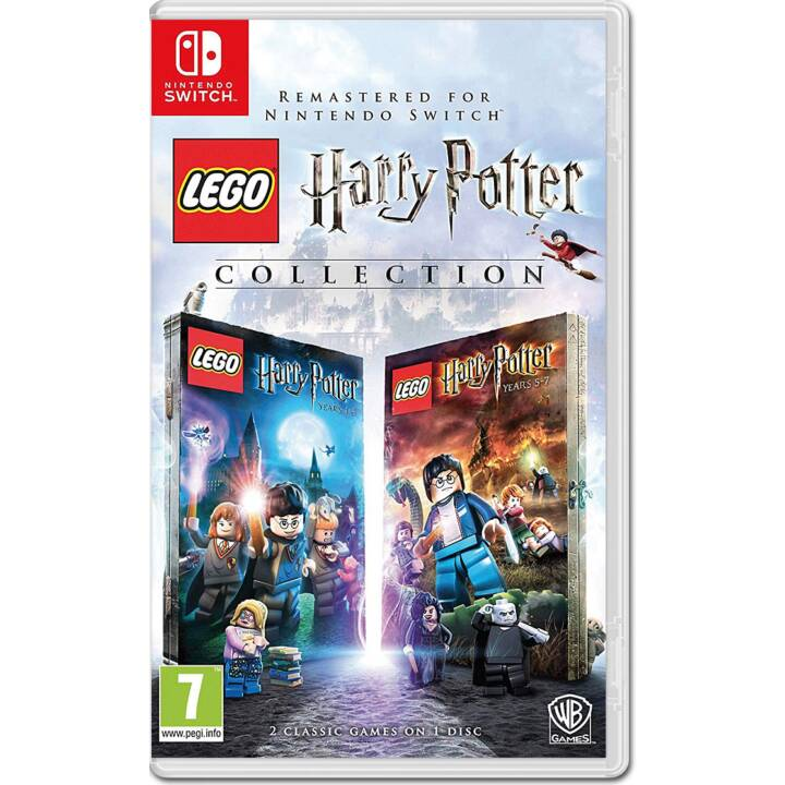 Collection Lego Harry Potter (DE/FR/IT)