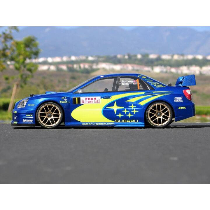 HPI RACING Body Subaru Impreza WRC