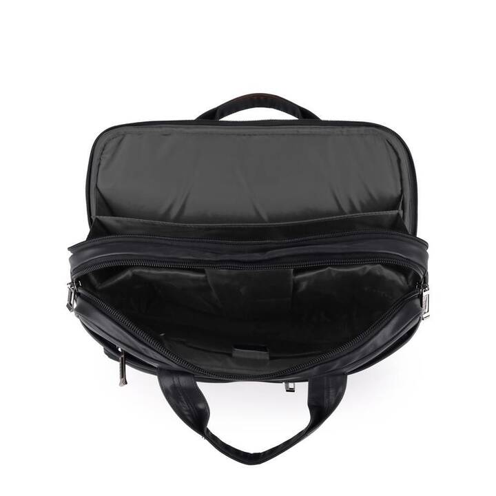 "GABOL Shadow Messenger Bag (15.6"", Schwarz)"