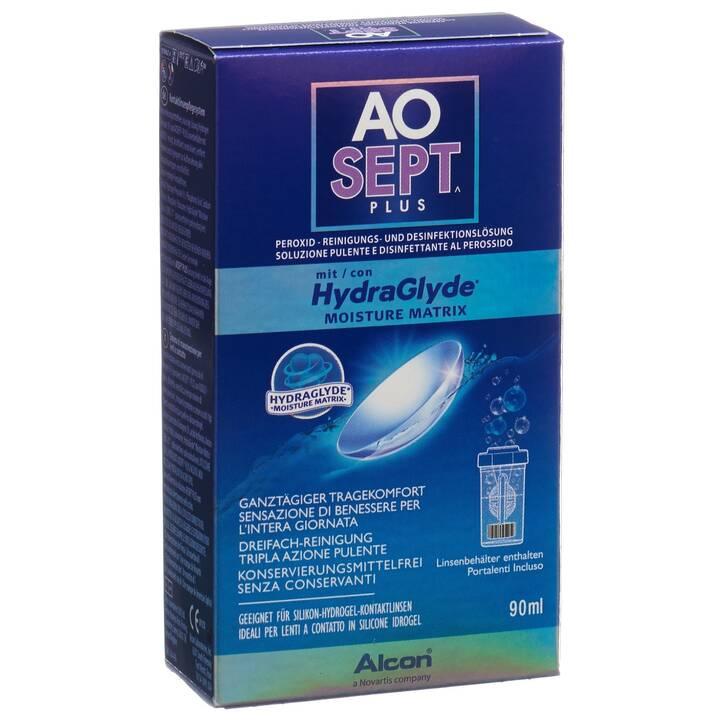 AOSEPT Plus HydraGlyde (Solution pour Lentilles de contact, 1 pièce)