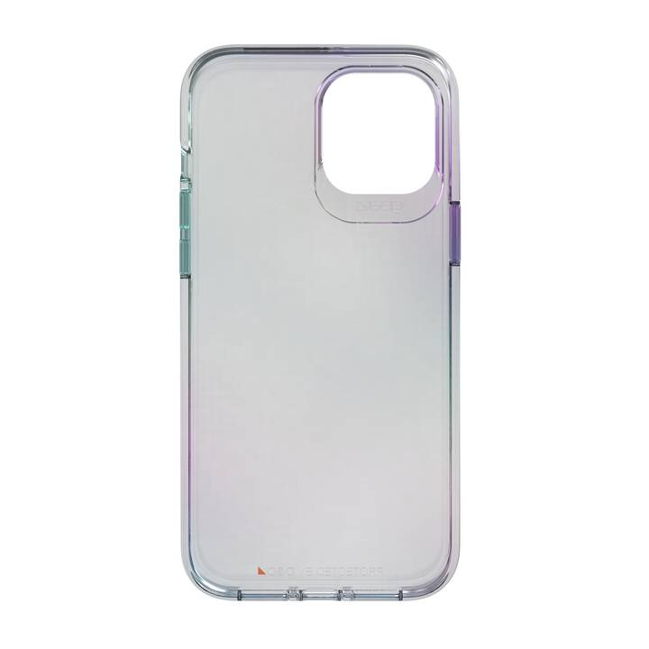 GEAR4 Backcover Crystal Palace (iPhone 12 Pro Max, Transparente)