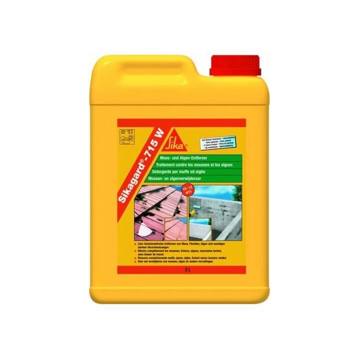 SIKA GROUP Detergente multiuso Sikagard 715 W (5000 ml, 1 pezzo)