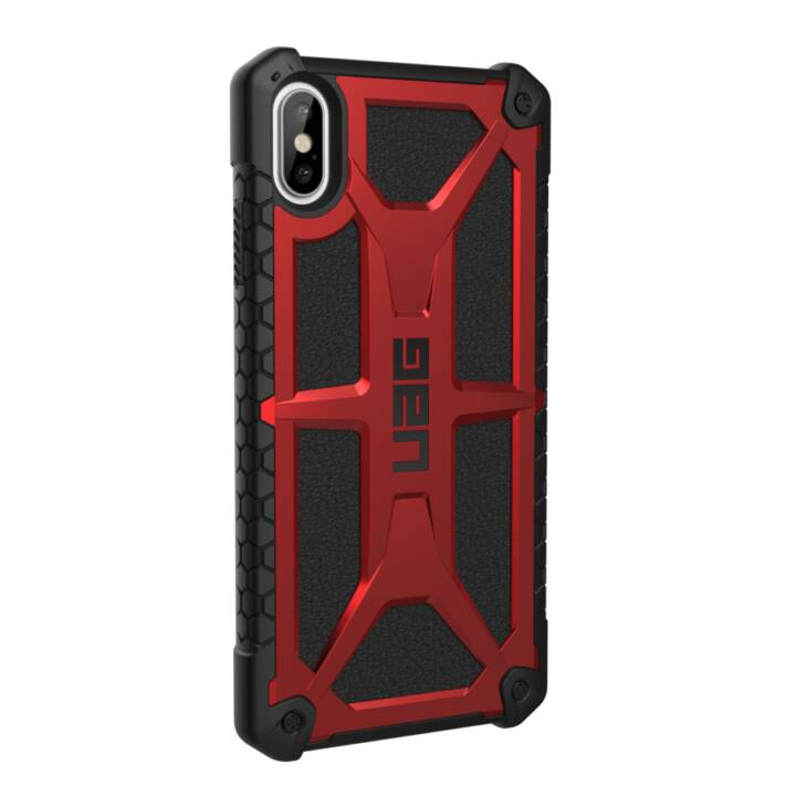 UAG Back Cover Monarch iPhone XS Max Crimson Red