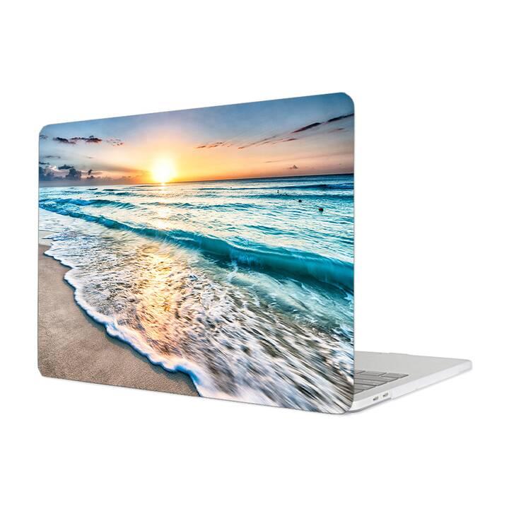 """EG MTT Hülle für Macbook Pro 13"""" Not Touchbar (2016 - 2018) - Strand"""