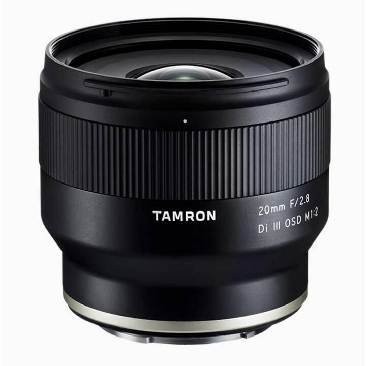 TAMRON SP 20mm f / 2.8 Di III OSD