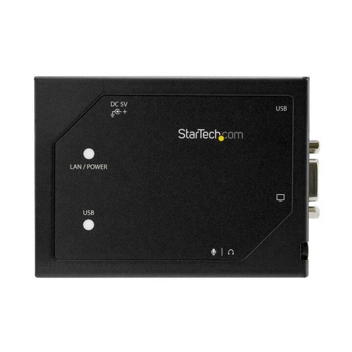 STARTECH.COM IPUSB2VGA2 AV transmitter Audio-/Video-Leistungsverstärker