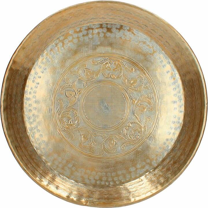 LIVIQUE Coquille décoration Oriental (Doré)