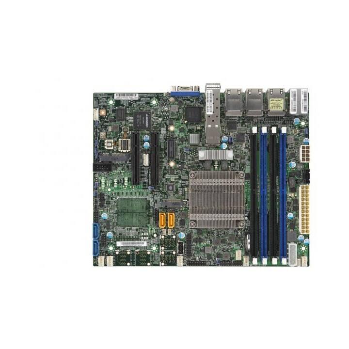 SUPERMICRO X10SDV-2C-TP8F (BGA 1667, FlexATX)