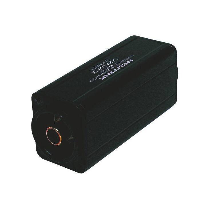 Neutrik Audio-Adapter NA2M-D0B-TX XLR 3 Pole, male - Cinch