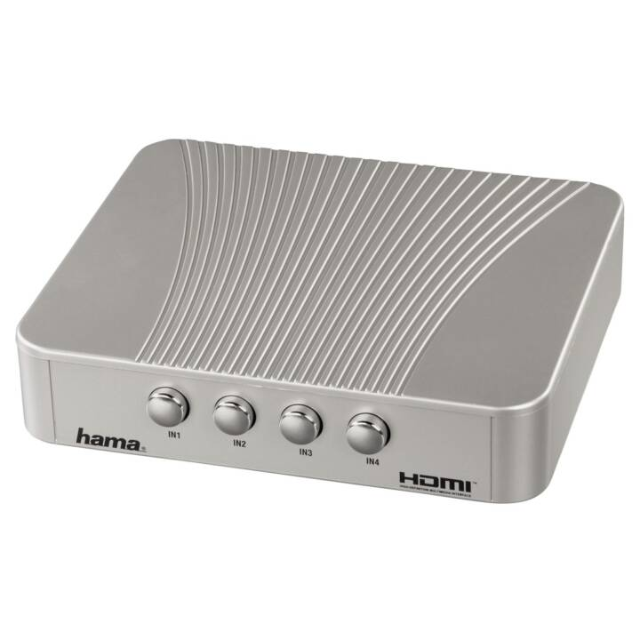 Console de commutation HAMA P-410 HDMI