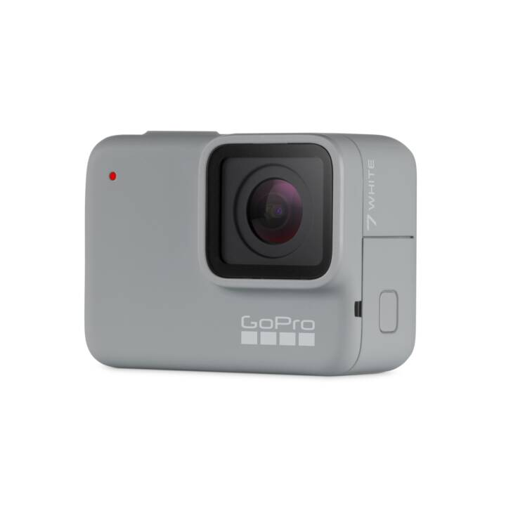 GOPRO Hero 7 White (Actioncam, 10MP, 60p, Weiss)