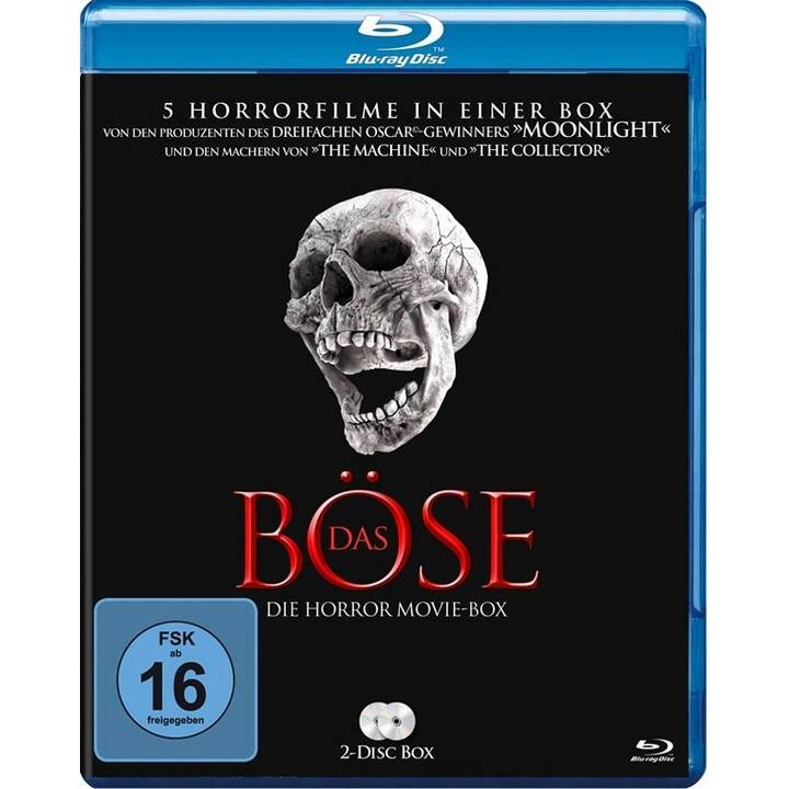 Das Böse - Die Horror Movie Box (DE)